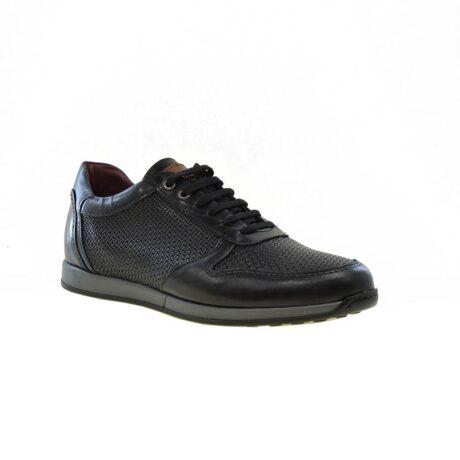 nikolas casual 9335-μαύρο