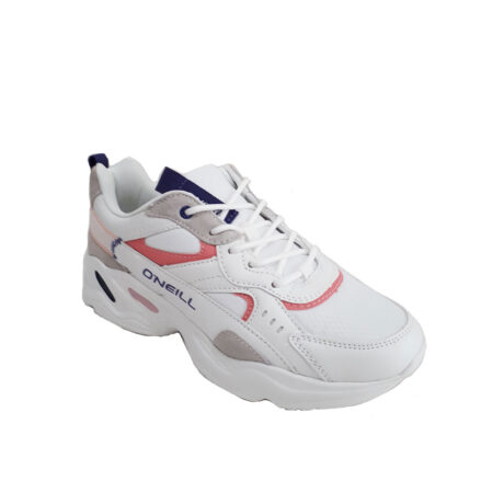 o'neill yakutat sneaker λευκό