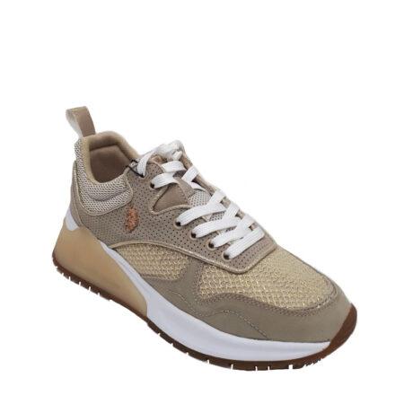 polo-u.s. sneaker bonie025  χρυσό