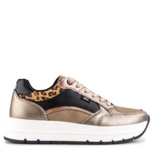 XTI-sneaker-43127-bronze